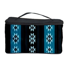 Folklore Pattern Cosmetic Storage Case by ValentinaDesign