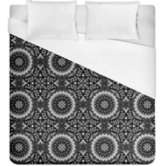 Oriental Pattern Duvet Cover (king Size)