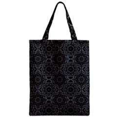 Oriental Pattern Zipper Classic Tote Bag by ValentinaDesign