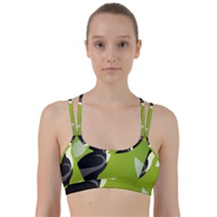 Cute Toucan Bird Cartoon Fly Yellow Green Black Animals Line Them Up Sports Bra