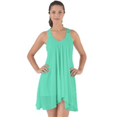 A New Day Show Some Back Chiffon Dress