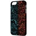 Square Pheonix Blue Orange Red Apple iPhone 5 Classic Hardshell Case View3