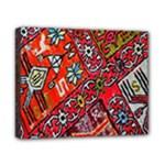 Carpet Orient Pattern Canvas 10  x 8