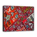 Carpet Orient Pattern Canvas 14  x 11