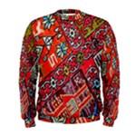 Carpet Orient Pattern Men s Sweatshirt