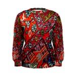 Carpet Orient Pattern Women s Sweatshirt