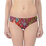 Carpet Orient Pattern Hipster Bikini Bottoms