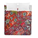 Carpet Orient Pattern Duvet Cover Double Side (Full/ Double Size)