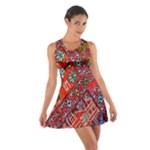 Carpet Orient Pattern Cotton Racerback Dress