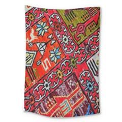 Carpet Orient Pattern Large Tapestry