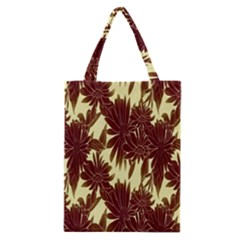 Floral Pattern Background Classic Tote Bag by BangZart