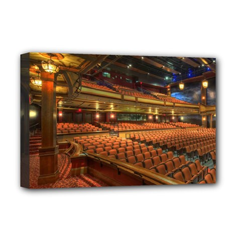 Florida State University Deluxe Canvas 18  X 12