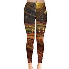 Florida State University Leggings  by BangZart