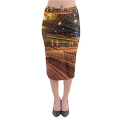 Florida State University Midi Pencil Skirt by BangZart