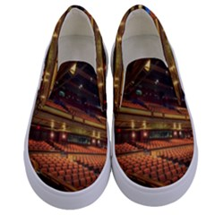 Florida State University Kids  Canvas Slip Ons