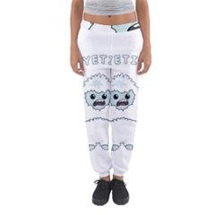 Yeti Women s Jogger Sweatpants by Valentinaart
