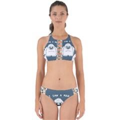 Yeti   I Saw A Man Perfectly Cut Out Bikini Set