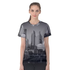 Minneapolis Minnesota Skyline Women s Cotton Tee