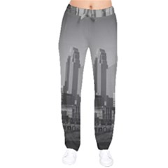 Minneapolis Minnesota Skyline Drawstring Pants