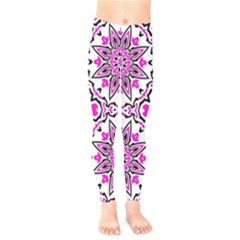 Oriental Pattern Kids  Legging