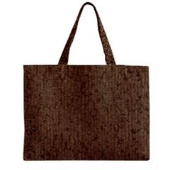 Sparkling Metal Chains 02a Zipper Medium Tote Bag by MoreColorsinLife