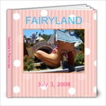 fairyland - 8x8 Photo Book (20 pages)