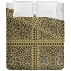 Seamless Pattern Design Texture Duvet Cover Double Side (california King Size)