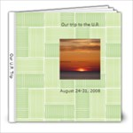 UP - 8x8 Photo Book (20 pages)