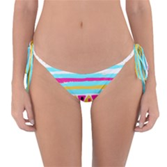 Tribal Reversible Bikini Bottom