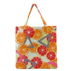 Citrus Play Grocery Tote Bag by allgirls