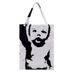 Cupid Classic Tote Bag by Photozrus