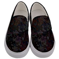 Chaos B1 Men s Canvas Slip Ons