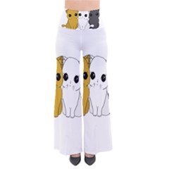 Cute Cats Pants by Valentinaart