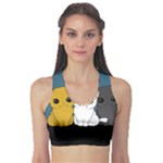 Cute cats Sports Bra