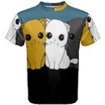 Cute cats Men s Cotton Tee