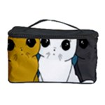 Cute cats Cosmetic Storage Case
