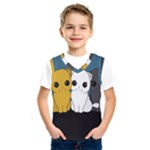 Cute cats Kids  SportsWear