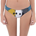 Cute cats Reversible Hipster Bikini Bottoms