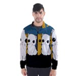 Cute cats Wind Breaker (Men)