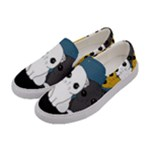 Cute cats Women s Canvas Slip Ons