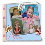 anna book - 8x8 Photo Book (20 pages)