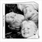 Nieces & Nephew - 8x8 Photo Book (20 pages)