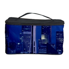 Space Needle Seattle Washington Cosmetic Storage Case by Nexatart
