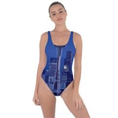 Space Needle Seattle Washington Bring Sexy Back Swimsuit