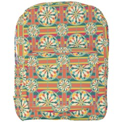 Eye Catching Pattern Full Print Backpack by linceazul