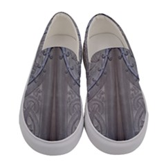 Watts Chapel Women s Canvas Slip Ons