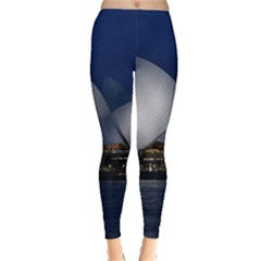 Landmark Sydney Opera House Leggings