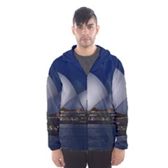 Landmark Sydney Opera House Hooded Wind Breaker (men)