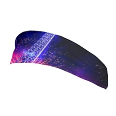 Paris France Eiffel Tower Landmark Stretchable Headband