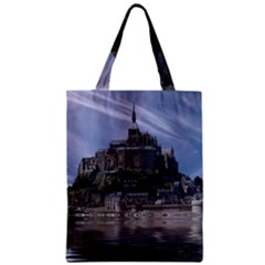 Mont Saint Michel France Normandy Classic Tote Bag